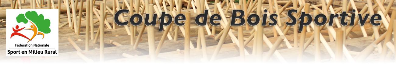 Bandeau Coupe de Bois Sportive